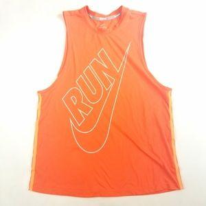 Womens Nike Running Dri-Fit Tank Top Size M